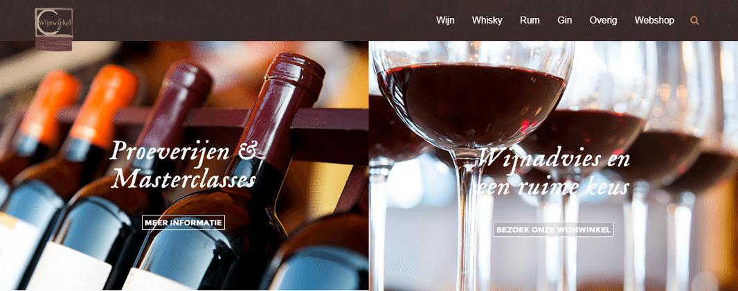 De mooiste collectie wijnen, whiskey's en rum online | Wijnwinkel Barneveld