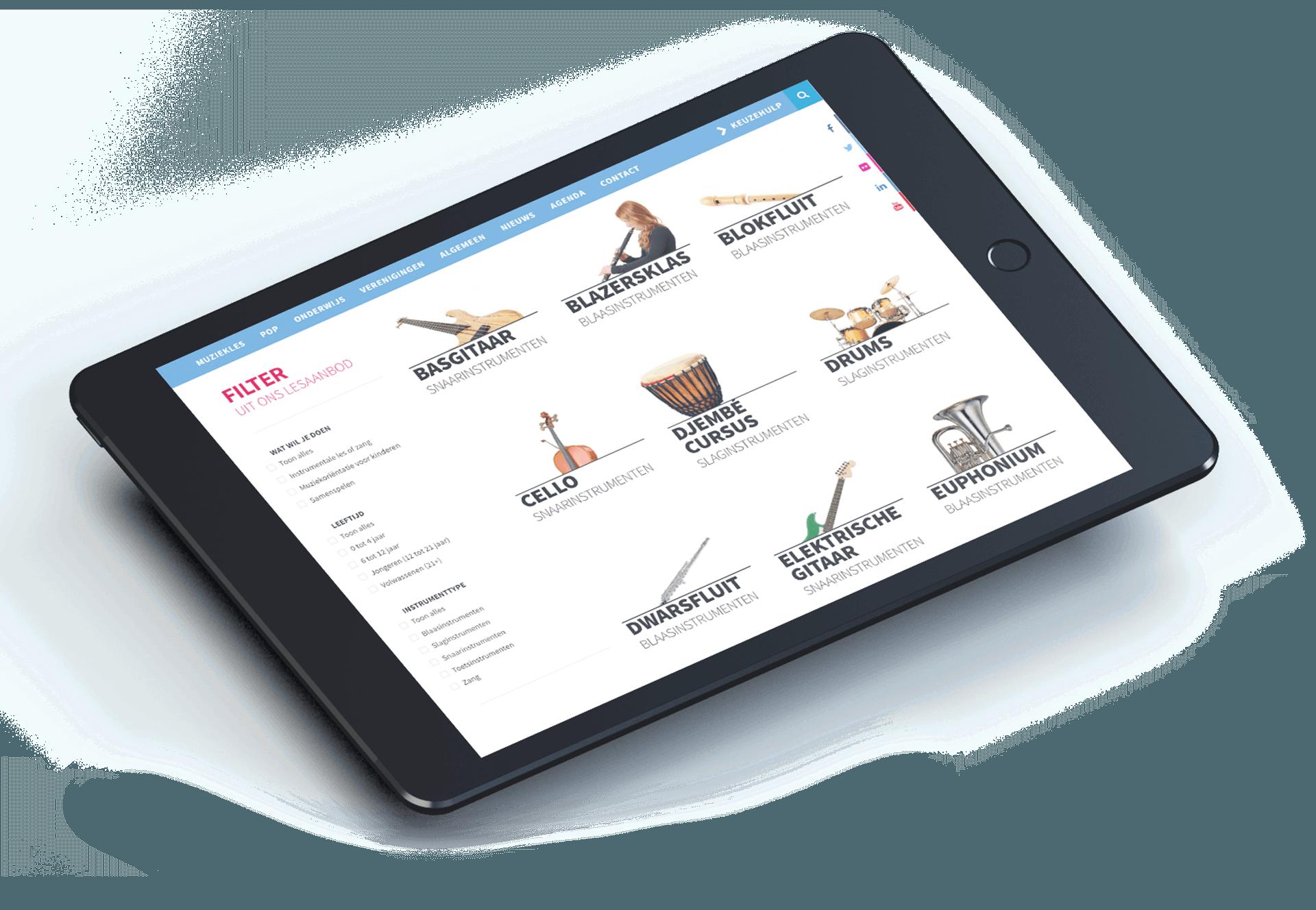 iPad Mock-Up