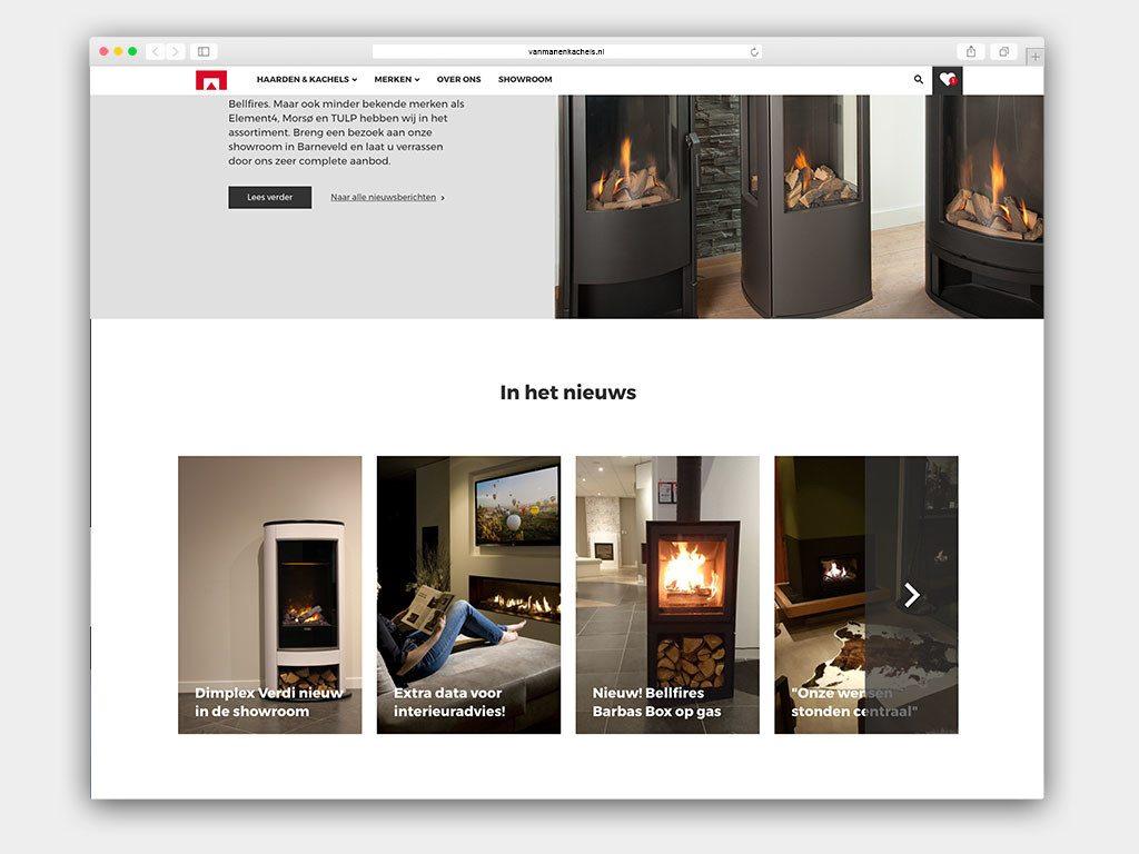 Van Manen homepage