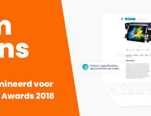 eDifference wederom genomineerd voor Dutchento Award – Stem op ons!